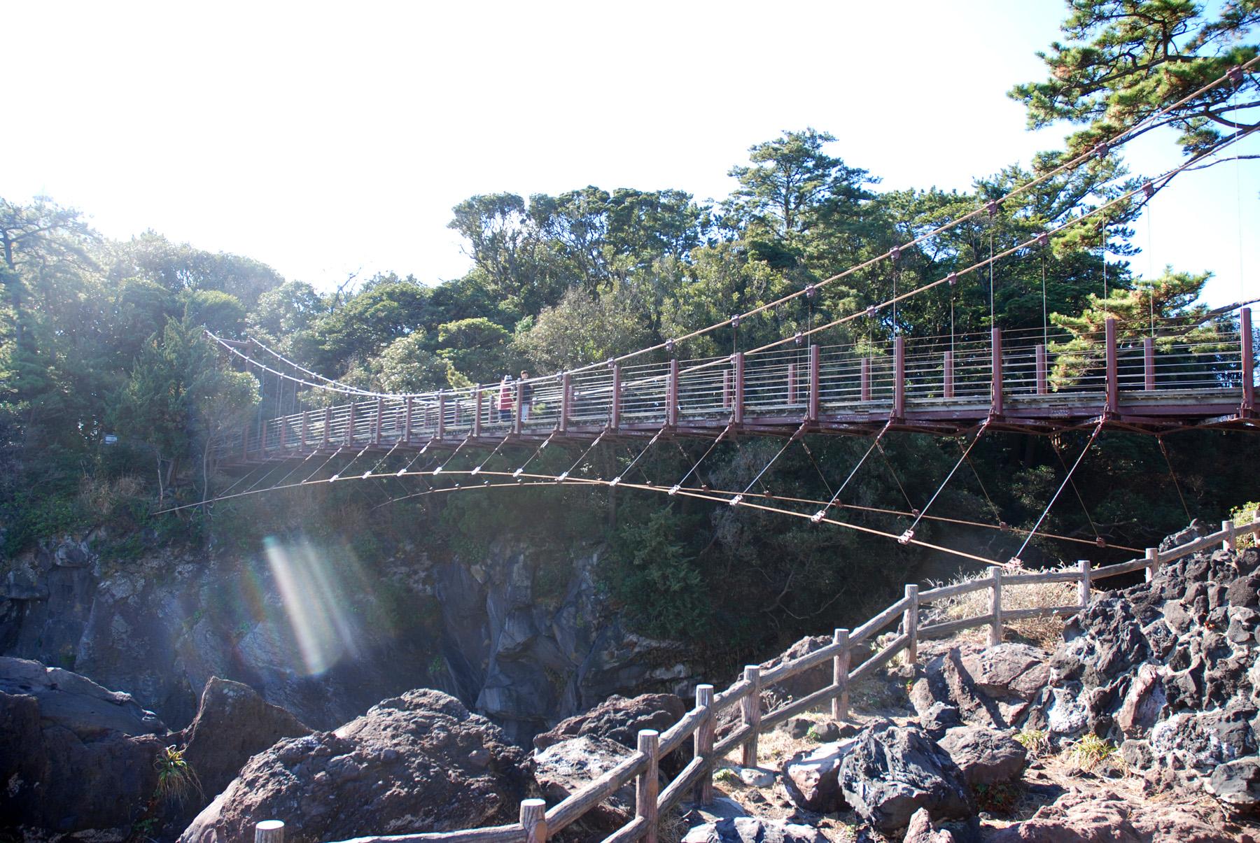 門脇つり橋
